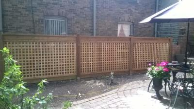 Lattice Fence TLF-03